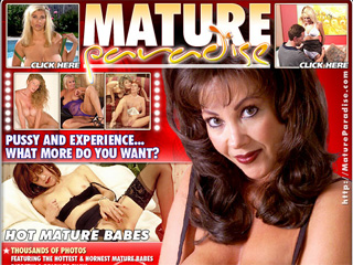Mature Paradise - Free Mature and Granny Videos and Pics Only $1 for 3 day