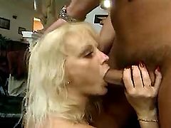 Rich mamas boys invite mature sluts